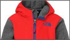 The North Face Kids Fleece Jackets (Ages 0-8)