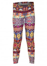Hot Chillys Youth Original II Print Ankle Tight