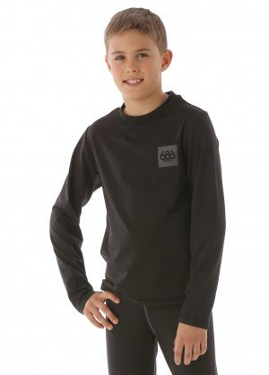 686 Boys Thrill First Layer Shirt