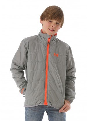 Under Armour Boys Coldgear Infrared Micro Jacket