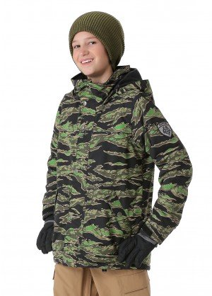 Burton Boys Fray Jacket - WinterKids.com