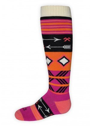 Hot Chillys Youth Mid Volume Sock - WinterKids.com
