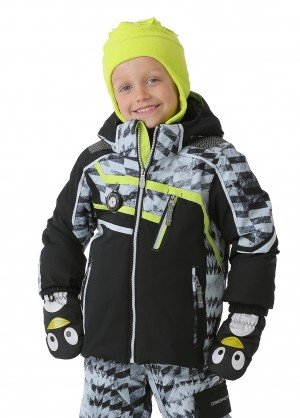 Obermeyer Boys Tomcat Jacket - WinterKids.com