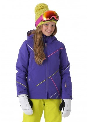Spyder Girls Tresh Jacket - WinterKids.com
