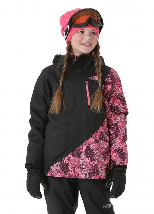 The North Face Girls Abbey Triclimate Jacket - WinterKids.com