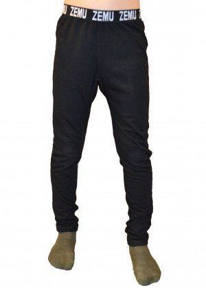 Youth Solid First Layer Pant