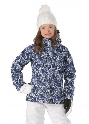 Columbia Girls Bugaboo Interchange Jacket - WinterKids.com