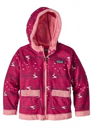 Patagonia Baby Fuzzy Lop Hoody - WinterKids.com