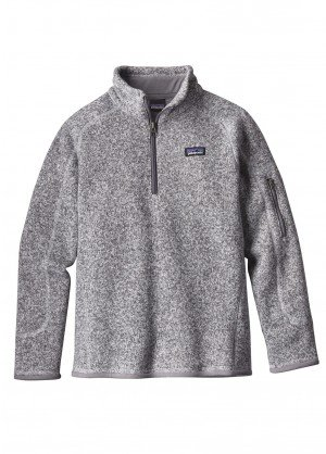 Patagonia Girls Better Sweater 1/4 Zip - WinterKids.com