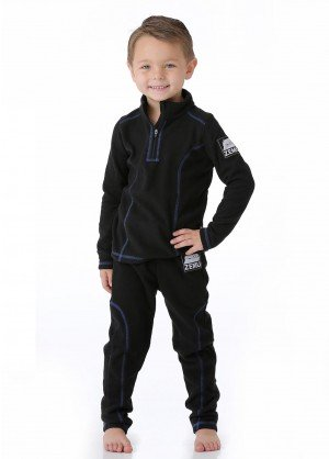 Zemu Little Boys Fleece Layer Set - WinterKids.com