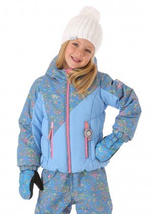 Obermeyer Toddler Girls Cakewalk Jacket - WinterKids.com