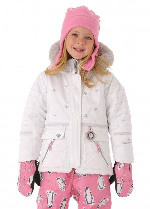 Obermeyer Toddler Girls Lindy Jacket - WinterKids.com