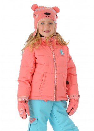Roxy Toddler Girls Anna Jacket - WinterKids.com