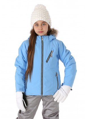 Spyder Girls Geneva Jacket - WinterKids.com