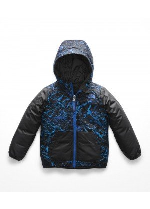 The North Face Toddler Boys Reversible Perrito Jacket - Winterkids.com