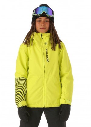 Volcom Boys Vernon Insulated Jacket - WinterKids.com