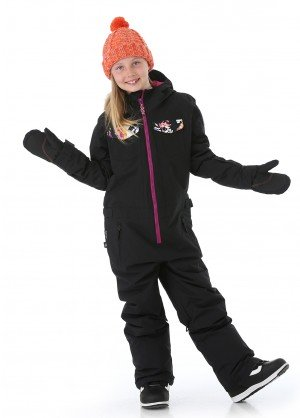 Burton Girls Game Piece One Piece Suit - WinterKids.com