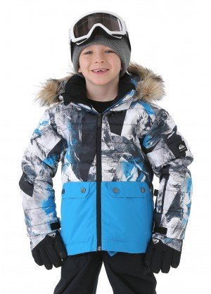 Quiksilver Toddler Edgy Jacket - WinterKids.om